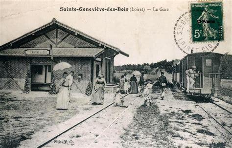bureau genevieve des bois sainte geneviève des bois 45 loiret cartes postales