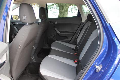 volume coffre seat ibiza 28 images la renault clio estate affronte la seat ibiza st