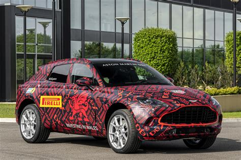 New Aston Martin Dbx Suv 2020