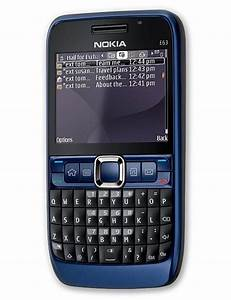 Nokia E63  U2013 A Budget Qwerty Smartphone