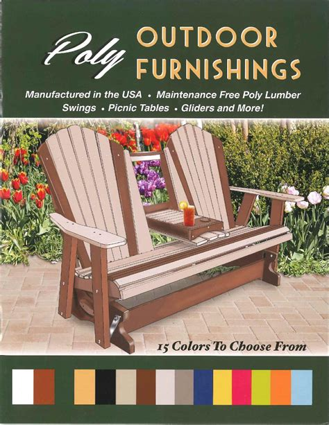 Stores That Sell Outdoor Furniture by 2015 Levi S Lawn Furniture Poly Lumber Outdoor Furniture