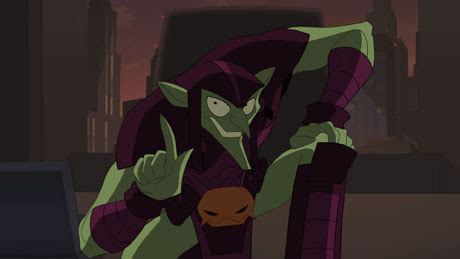 batman beyond vs ssm green goblin battles comic vine