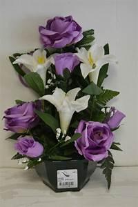 Pot De Fleur Artificielle : pot de fleurs artificielles pas cher partir de 10 sur au fil ~ Teatrodelosmanantiales.com Idées de Décoration