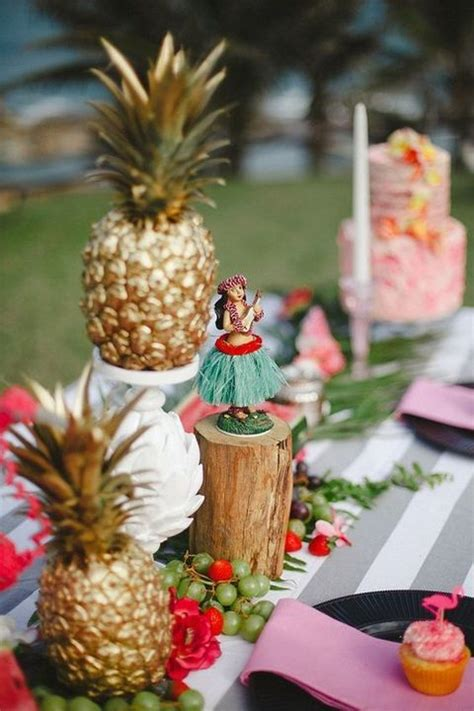 17 Best Ideas About Tropical Bridal Showers On Pinterest