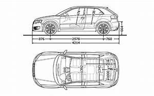 Longueur Audi A3 : caract ristiques techniques de la nouvelle audi s3 ~ Medecine-chirurgie-esthetiques.com Avis de Voitures