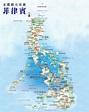 最新菲律宾超详细地图,中英文_菲律宾旅游攻略_欣欣旅游网
