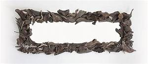 Miroir Bois Flotté : decoration en bois flotte ~ Teatrodelosmanantiales.com Idées de Décoration