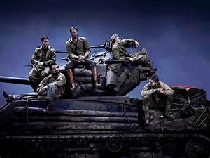 Fury Movie starring Brad Pitt : Teaser Trailer