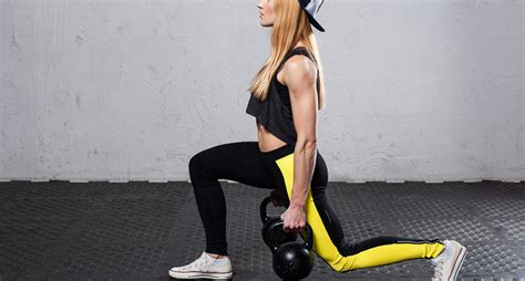 lunge kettlebell variations workout walking must try minute sculpt butt better read
