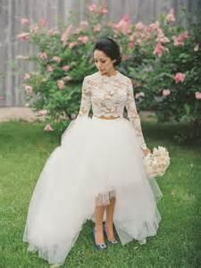 wedding dress separates 20 gorgeous two wedding dresses southbound