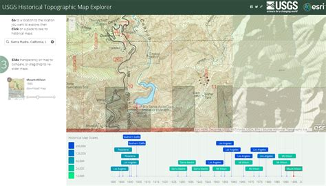 Usgs Historical Topographic Map
