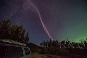 The Story And Science Behind A New Type Of Aurora Called