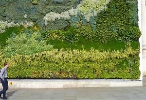 national gallery trafalgar square archi garden With katzennetz balkon mit green wall vertical garden
