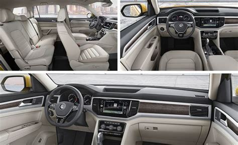 vw atlas interior   car models