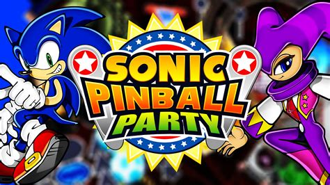 Sonic Pinball Party Details Launchbox Games Database