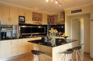 Home design interior modern interior design kitchen for Interior designs of small kitchens