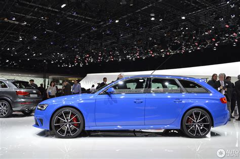 Audi Rs4 Avant Nogaro Selection