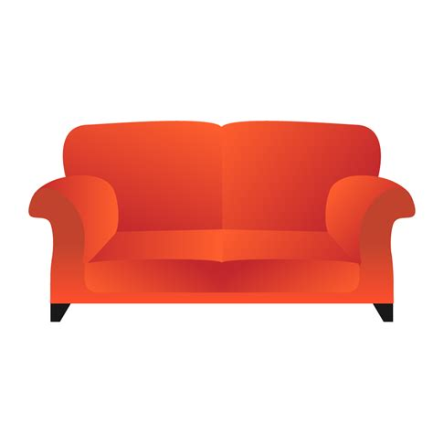 sofa vector the gallery for gt vintage heart clipart png