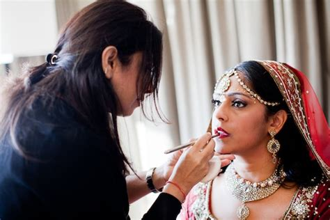Learn Indian Bridal Makeup Skills From A Professional