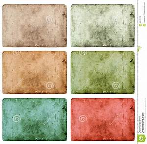 Vintage Grunge Colored Paper Texture Background Stock ...