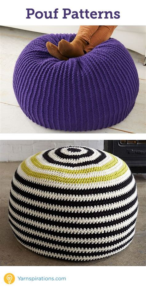78 best ideas about knitted pouf on floor pouf sacks and crochet pouf