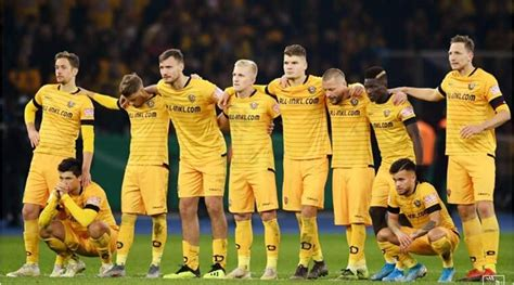 20 unterhaching v dynamo dresden 1. Blow for Bundesliga plans as Dynamo Dresden squad put in ...