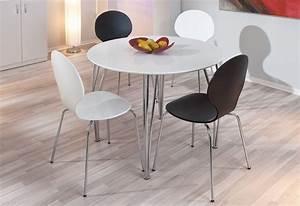 Tisch Rund 100 Cm : tisch esstisch weiss ausziehbar preisvergleich die ~ A.2002-acura-tl-radio.info Haus und Dekorationen