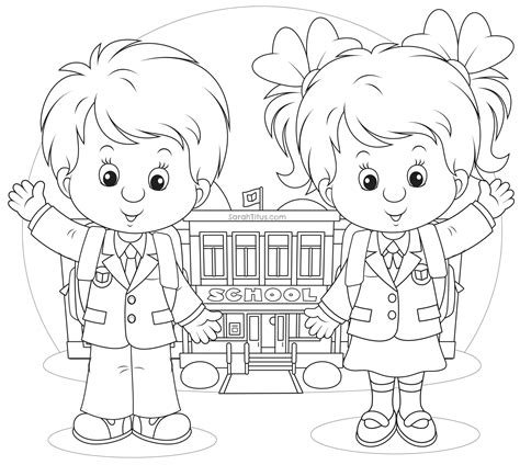 End Of School Coloring Pages at GetColorings com Free
