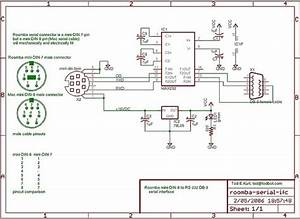 Serial Cable Wiring Diagram