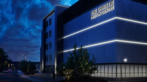 Proton Beam by The Christie Proton Beam Therapy Centre Arup