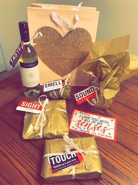 boyfriend gift diy  love     senses
