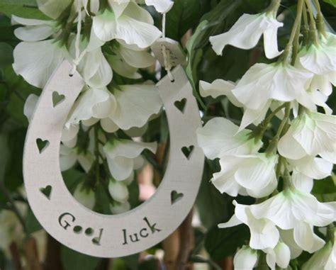 wedding horseshoe good luck charm east  india marriage