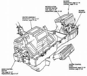 Vents Clogged  - Honda-tech