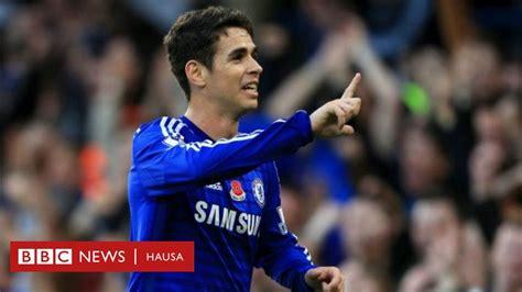 Sai ku yi hanzarin saukar da shi. Oscar zai bar Chelsea, Arsenal na fargaba kan Sanchez - BBC News Hausa