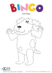 coloring pages  preschools coloring  dog