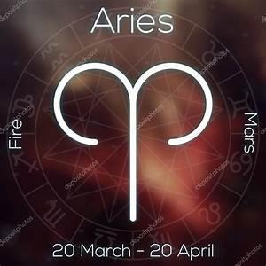 Sternzeichen Widder Symbol : sternzeichen widder wei e linie astrologischen symbol mit beschriftung termine planeten und ~ Orissabook.com Haus und Dekorationen