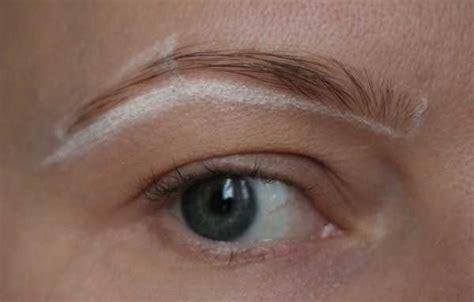 Как правильно красить брови в домашних условиях карандашом краской тенями помадкой тушью хной и гелем