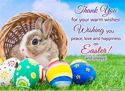 Easter Thank Always 123greetings Card