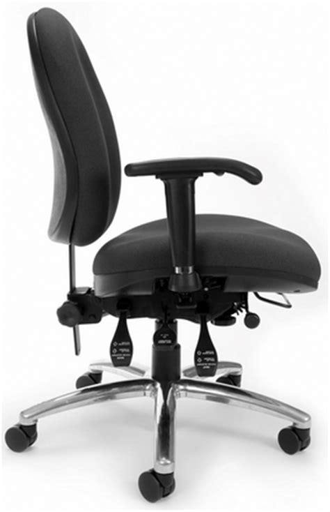 OFM 247 Heavy Duty Dispatch Chair|Free Shipping!