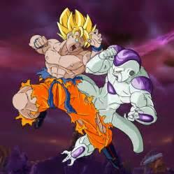 Dragon Ball Z Goku vs Frieza