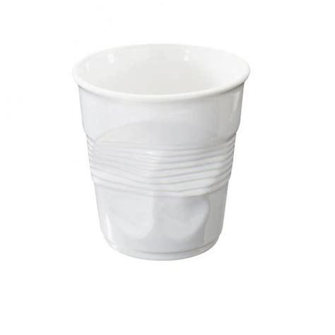 pot a ustensiles cuisine gobelet froissé 1 l pot à ustensiles blanc revol kookit