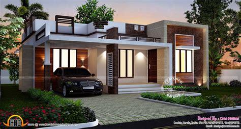 Kerala Single Floor House Plans New Beautiful Small House