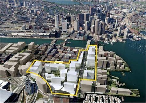 Td Garden Development Plan seaport critique boston streetcars
