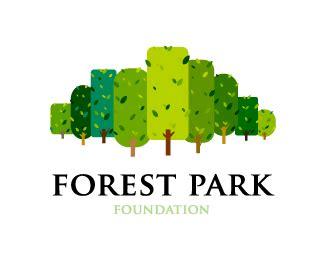 Forest Park Designed By Amir66 Brandcrowd