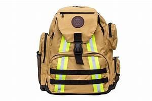 Gold Fireflex® Backpack - GCS Firefighters Merchandise