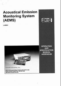 Sbs Aems System Operation Manual