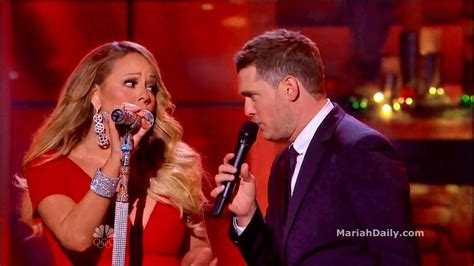 Mariah Carey All I Want For Christmas Is You (duet With
