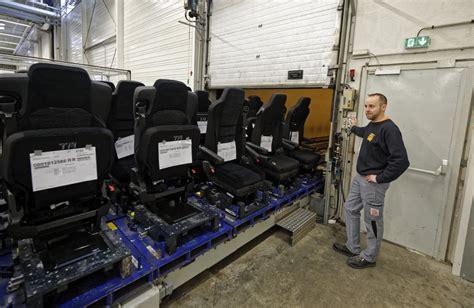 siege isri isri des sièges pour poids lourds livrés en 240
