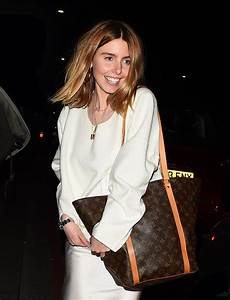 Stacey Dooley - Leaving the Broadcasting Awards in Mayfair