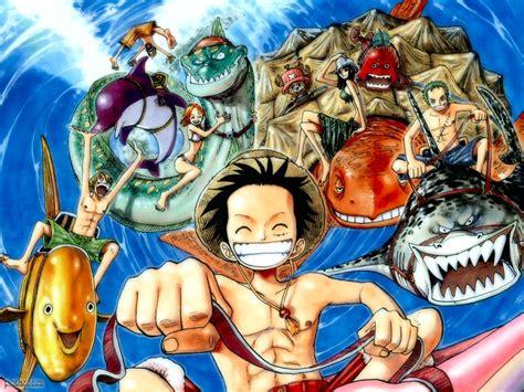 O Mundo De One Piece